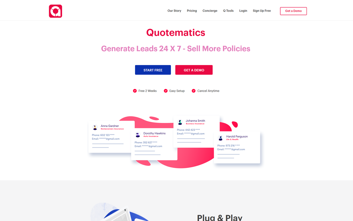 Quotematics Software